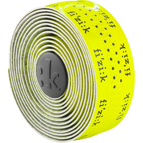 Fizik Superlight Glossy Handelbar Tape Fizik Logo yellow
